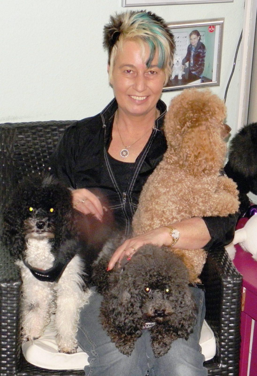 Pico Bello Chefin Hundesalon